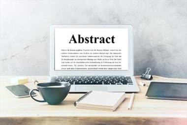 Abstract der Projektarbeit schreiben