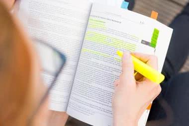 Die erlaubte Literaturangabe in der Bachelorarbeit