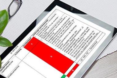Format-Checks für die Seminararbeit