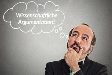Wissenschaftliches Argumentieren in der Facharbeit