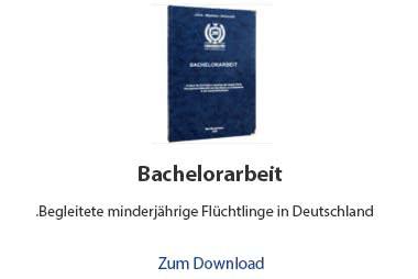 Bachelorarbeit Beispiel Soziale Arbeit