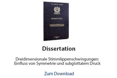 Dissertation Beispiel Medizin