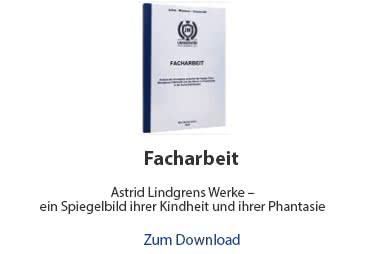Facharbeit Beispiel Deutsch