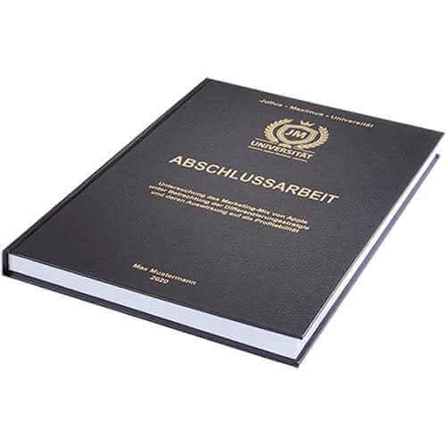 Standard Hardcover-Bindung
