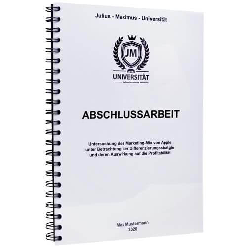 Abschlussarbeit drucken Klagenfurt