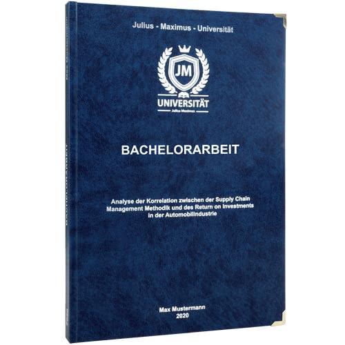 Bachelorarbeit binden Klagenfurt