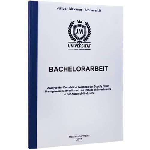 Bachelorarbeit drucken Linz