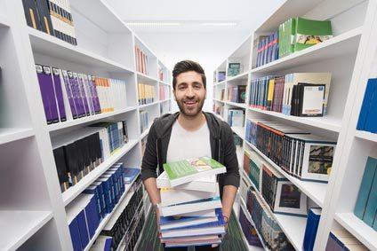 Literaturrecherche für die Diplomarbeit