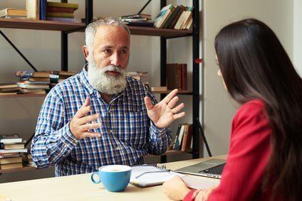 Das Experteninterview – Leitfaden für die Masterarbeit