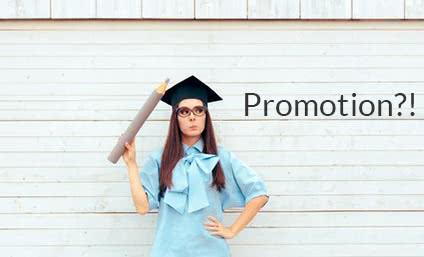 Promotion promovieren