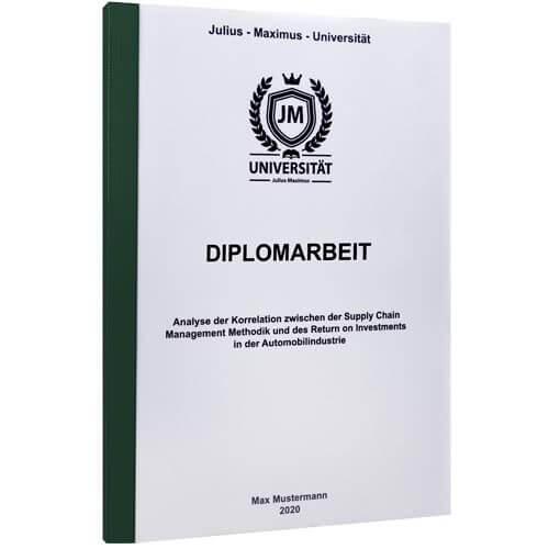 Diplomarbeit drucken Krems