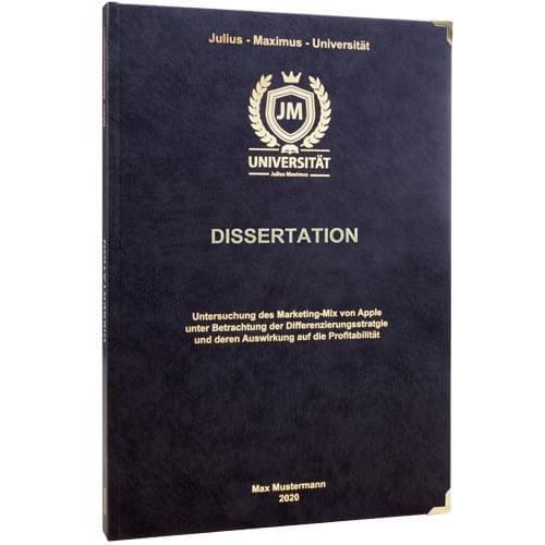 Dissertation drucken St. Pölten