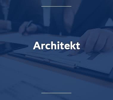Architekt Jobs