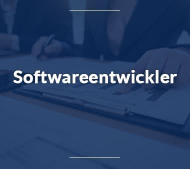 Softwareentwickler IT-Systemelektroniker