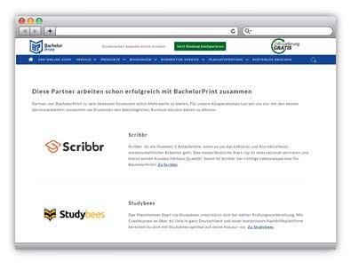 Online-Kooperationen Link-Austausch