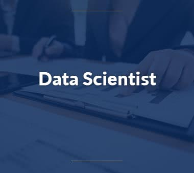 Projektkoordinator Data-Scientist
