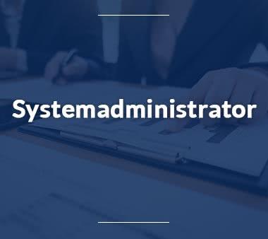 Projektkoordinator Systemadministrator
