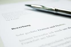 Kurzbewerbung Bewerbungsschreiben