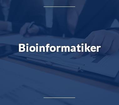 Bioinformatiker IT-Berufe