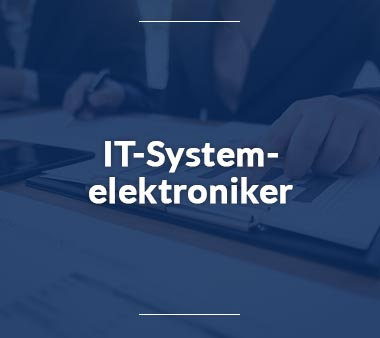IT-Systemelektroniker Bürojobs