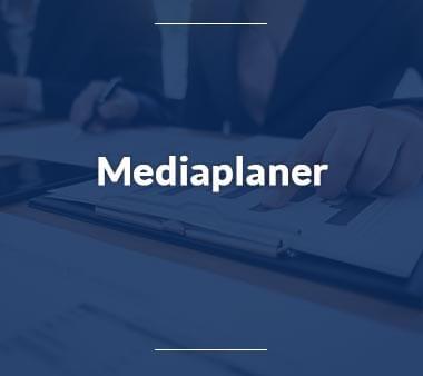 Mediaplaner Bürojobs