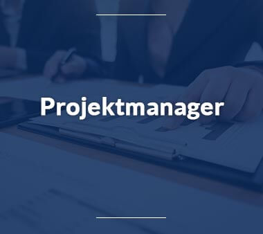Projektmanager Bürojobs