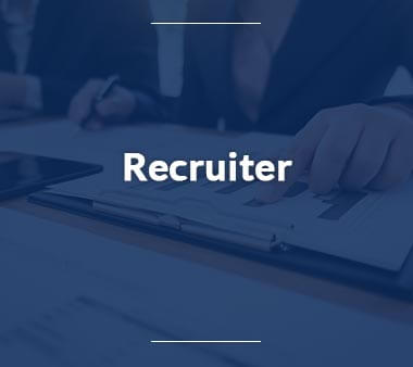 Recruiter BürojobsRecruiter Bürojobs