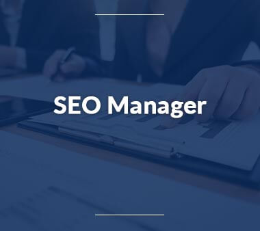 SEO Manager Berufe mit Zukunft