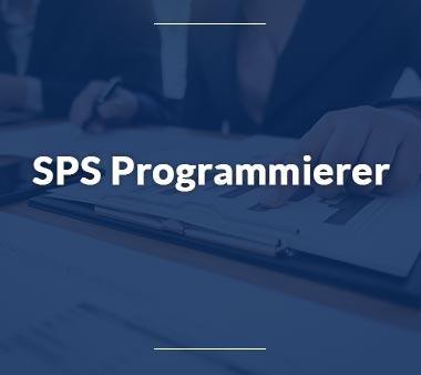 SPS Programmierer Technische Berufe
