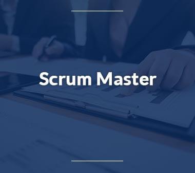 Scrum Master Bürojobs