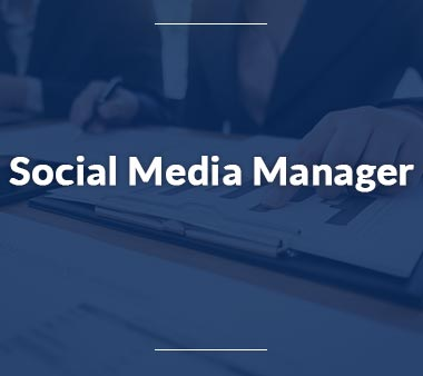 Social Media Manager Berufe mit Zukunft