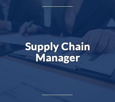 Supply Chain Manager Bestbezahlte Berufe