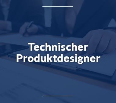 Technischer Produktdesigner IT-Berufe