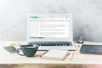 Doktorarbeit Transkribieren Audiotranskription