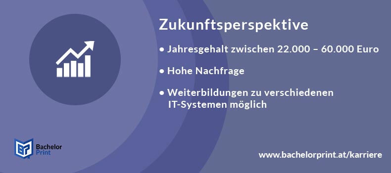 IT-Systemelektroniker Perspektive Gehalt Übersicht