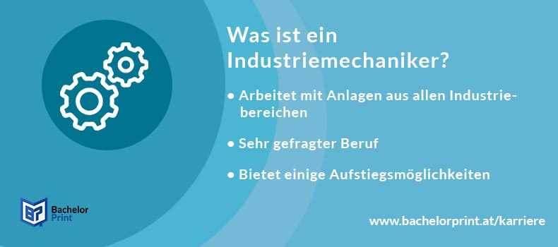Industriemechaniker Definition Übersicht