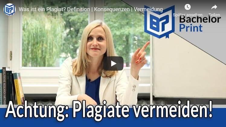 Plagiatreport Was ist ein Plagiat