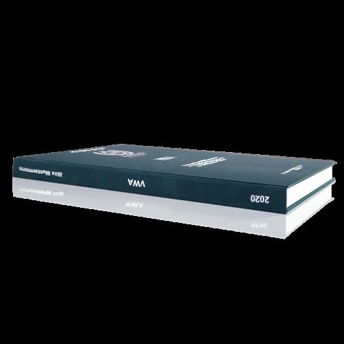 Vorwissenschaftliche Arbeit drucken binden Hardcover Premium