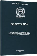 Dissertation drucken binden Premium Hardcover