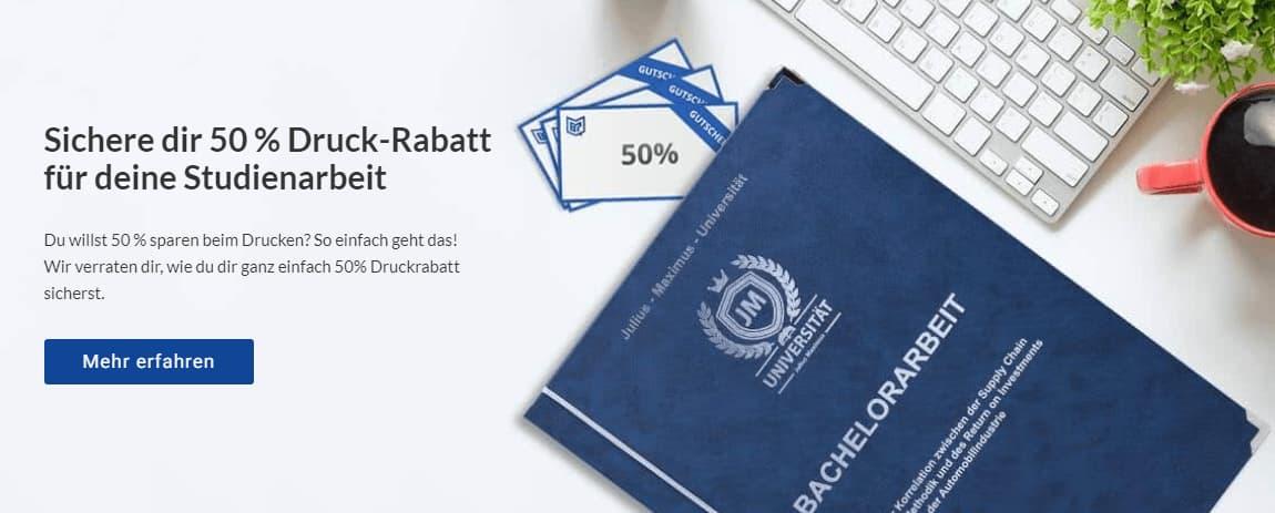 Buch drucken binden online Rabatt
