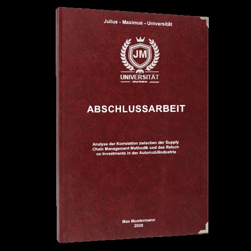 Standard Hardcover rot