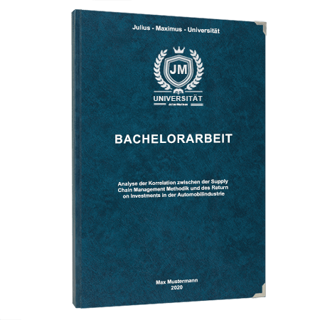 Bachelorarbeit binden Krems