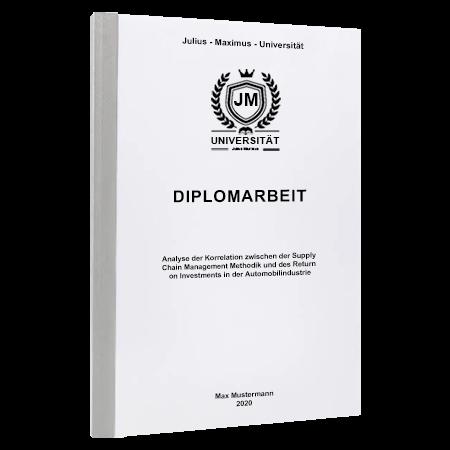 Diplomarbeit Copyshop St. Pölten