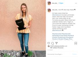 Bachelorarbeit Kostenlos Drucken & Binden Platz 2