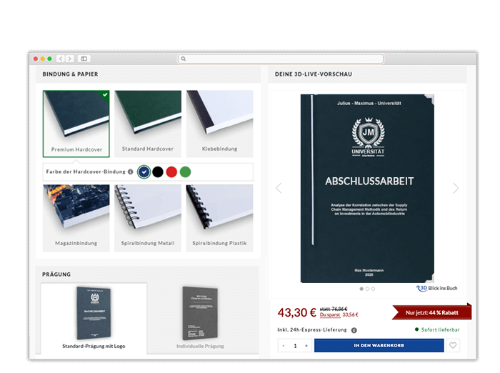 Krems Onlinedruckerei