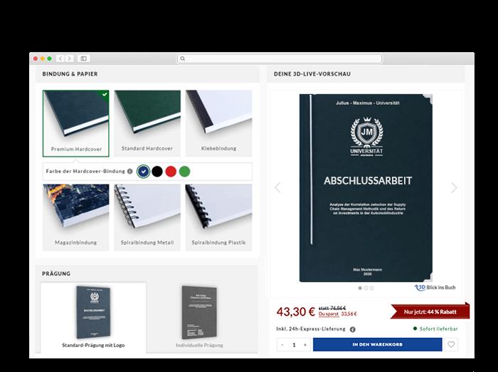 Wien Onlinedruckerei